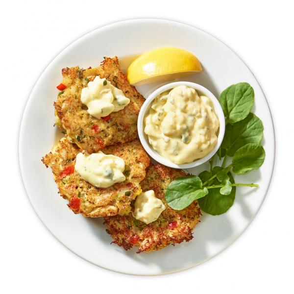 On the Bay Crab Cakes
